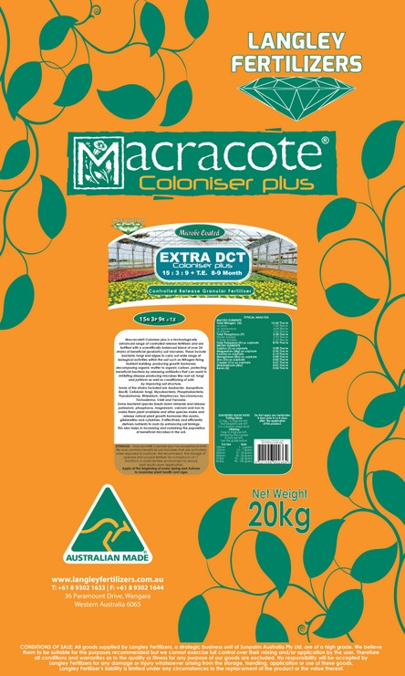 Macracote Extra TE DCT Coloniser plus 8-9 Month (15 3 8 + TE)