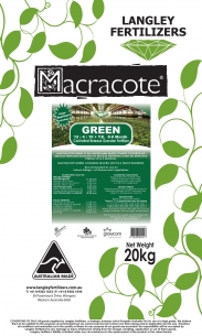 Macracote Green 8-9 Month (12 4 10 + TE)